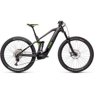 Cube Stereo Hybrid 140 HPC SL 625 29 2021, iridium´n´green - E-Bike