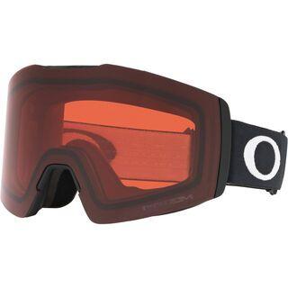 Oakley Fall Line XM Prizm, matte black/Lens: rose - Skibrille