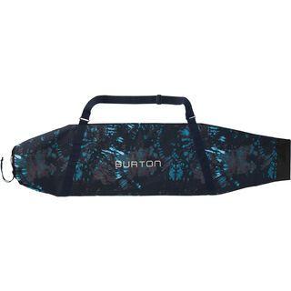 Burton Cinch Sack, tie dye trench print - Snowboardtasche