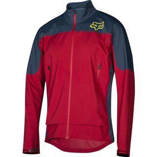 Fox Attack Water Jacket, cardinal - Radjacke