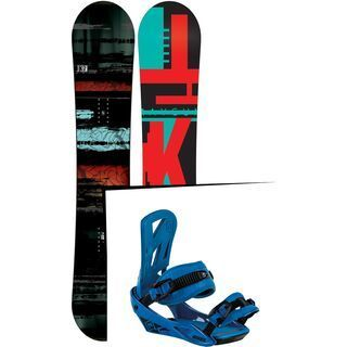 Set: K2 Raygun 2016 + Nitro Staxx (1459546S)