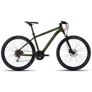 Ghost Kato 2 AL 27.5 2017, green/red - Mountainbike