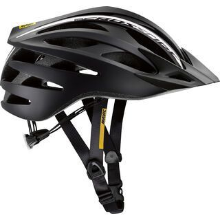 Mavic Crossride SL Elite, black/white - Fahrradhelm