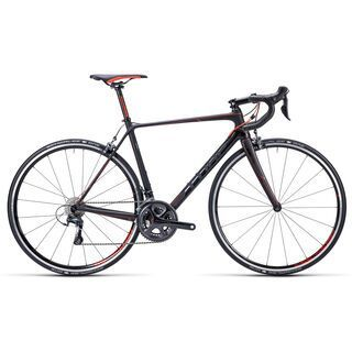 Cube Agree GTC SL 2015, carbon/flashred - Rennrad