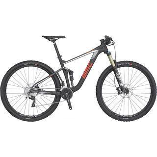 BMC Speedfox 02 SLX/XT 2016, black/red - Mountainbike