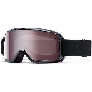 Smith Showcase OTG, black lux/ignitor mirror - Skibrille