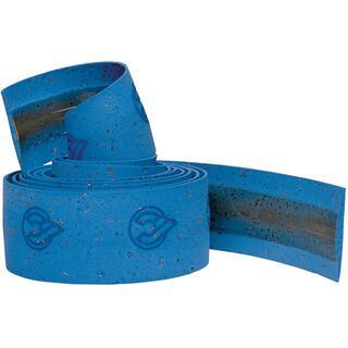 Cinelli Gel Cork Ribbon, blue - Lenkerband