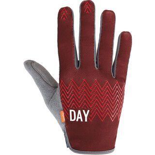 Rocday Element Gloves, dark red - Fahrradhandschuhe