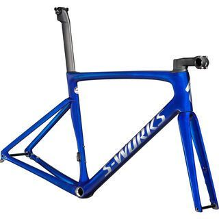 Specialized S-Works Tarmac SL7 Frameset 2021, blue tint/chrome