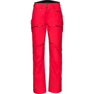 Norrona lofoten Gore-Tex Pro Pants W's, true red - Skihose