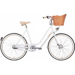 Creme Cycles Molly 2020, white - Cityrad