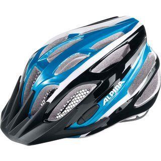 Alpina FB Junior 2.0, black blue white - Fahrradhelm