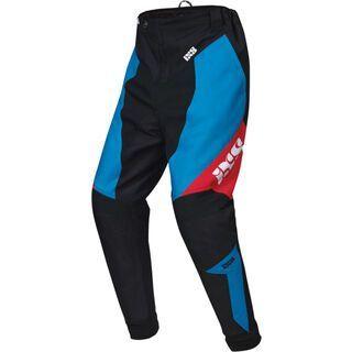IXS Vertic 6.2 Kids DH Pants, petrol red black - Radhose