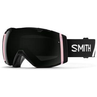 Smith I/O inkl. Wechselscheibe, monaco/Lens: sun black chromapop - Skibrille