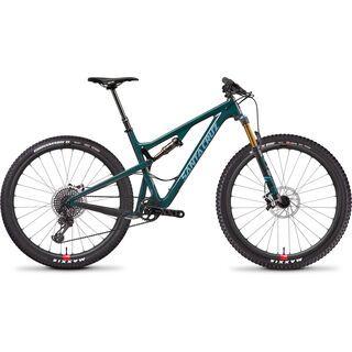 Santa Cruz Tallboy CC XX1 Reserve 2019, green/blue - Mountainbike