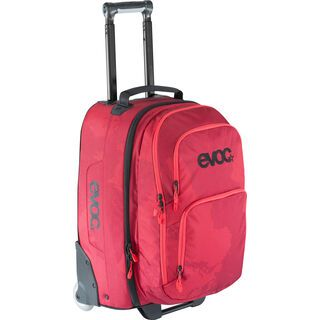 Evoc Terminal Bag 40l+20l, red/ruby - Trolley