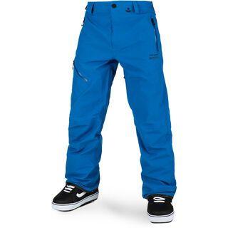 Volcom L Gore-Tex Pant, cyan blue - Snowboardhose