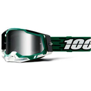 100% Racecraft - Silver Mirror milori