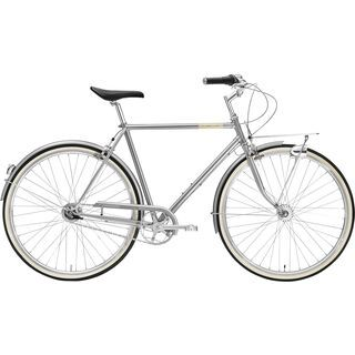 Creme Cycles Caferacer Man Doppio grey 2021
