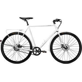Creme Cycles Tempo Doppio 2015, white - Cityrad
