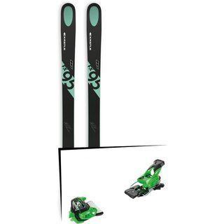 Set: Kästle FX95 HP 2019 + Tyrolia Attack² 16 GW green