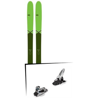 DPS Skis Set: Wailer 99 Pure3 Special Edition 2016 + Marker Griffon 13