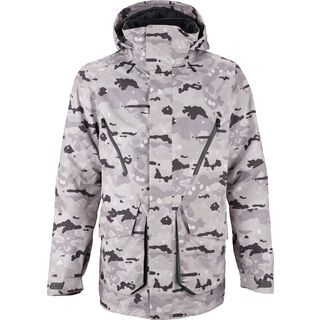 Burton Breach Jacket , Snow Birch Camo - Snowboardjacke