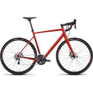 Santa Cruz Stigmata CC Ultegra 2019, sunset/bronze - Crossrad