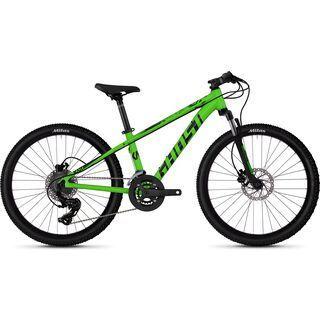 Ghost Kato D4.4 AL 2019, green/black - Kinderfahrrad