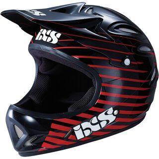 IXS Phobos 5.1, black/red - Fahrradhelm
