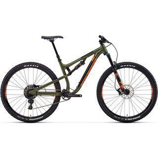 Rocky Mountain Instinct Alloy 50 2018, green/orange/black - Mountainbike