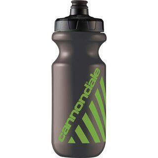 Cannondale Retro Bottle, transparent black/green - Trinkflasche