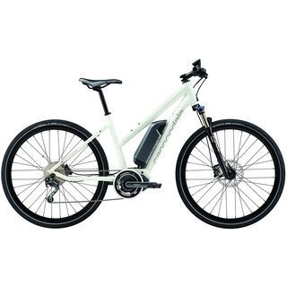 *** 2. Wahl *** Cannondale Kinneto Women 2016, white/grey - E-Bike | Größe 47 cm