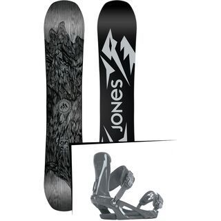 Set: Jones Ultra Mountain Twin 2019 + Ride KX (1923776S)