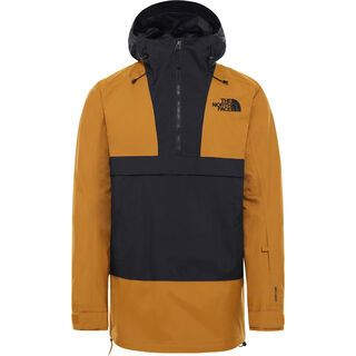The North Face Men's Silvani Anorak, timber tan/tnf black - Skijacke