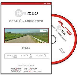 Elite DVD für RealAxiom, RealPower und RealTour - Cefalu' - Agrigento - DVD