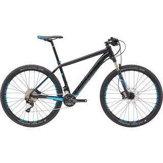 Cannondale F-SI 2 27.5 2016, black/blue - Mountainbike
