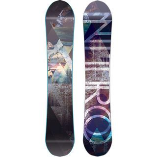 Nitro Victoria 2017 - Snowboard