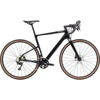 Cannondale Topstone Carbon 105 2020, black pearl - Gravelbike
