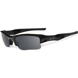 Oakley Flak Jacket XLJ, matte black/black iridium polarized - Sportbrille