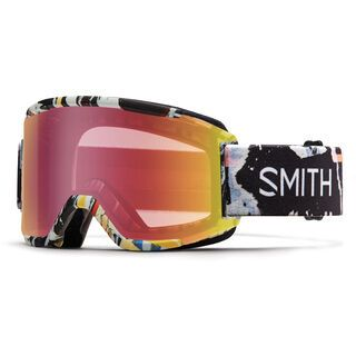 Smith Squad inkl. Wechselscheibe, ripped/Lens: red sensor - Skibrille
