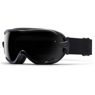 Smith Virtue, black lux/blackout - Skibrille