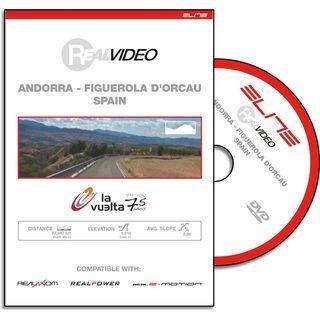 Elite DVD für RealAxiom und RealPower - Vuel Andorra-Figuerola D'Orcau - DVD