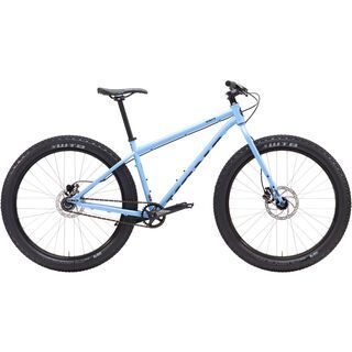 Kona Unit 2017, blue/black - Mountainbike