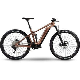 BMC Speedfox AMP One 2019, bronze - E-Bike