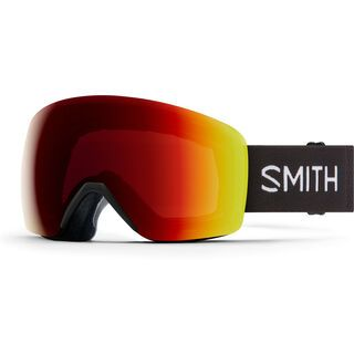 Smith Skyline, black/Lens: cp photochromic red mir - Skibrille