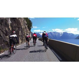 Tacx Real Life Video - Bergen-Voss (Norwegen) Radtour - DVD