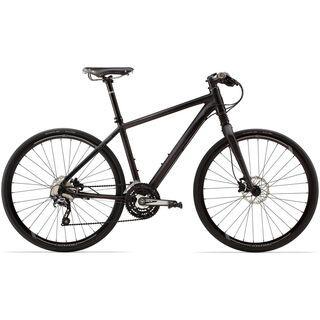Cannondale Bad Boy 2 2014, schwarz matt - Urbanbike