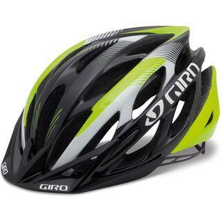 Giro Athlon, highlight yellow/black - Fahrradhelm