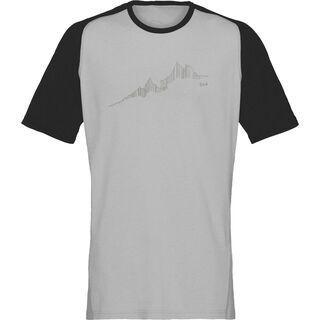 Norrona fjørå equaliser lightweight T-Shirt (M), drizzle - Radtrikot
